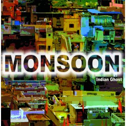 Indian Ghost ‎– Monsoon (CD)